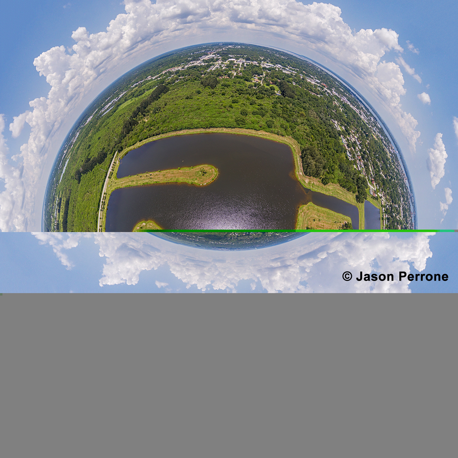 Dr. Robert A. Anderson Stormwater Park Planet
