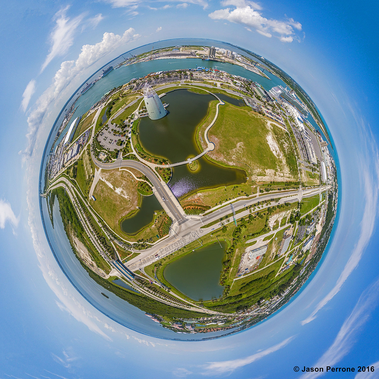 Port Canaveral Little Planet