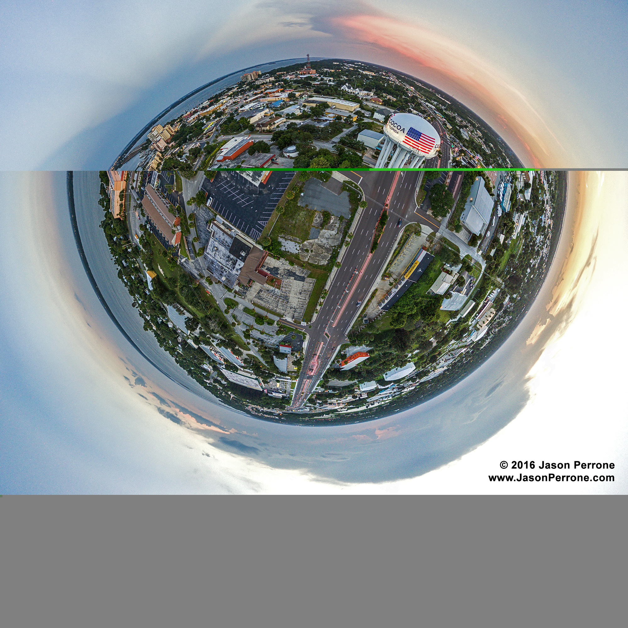 cocoa-water-tower-sunset-aerial-planet-2000