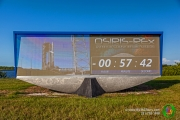 Kennedy Space Center Countdown Clock