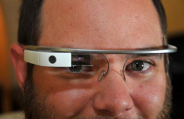 Jason Perrone Google Glass