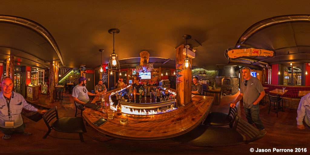 Q-De-Sac Resto-Pub panoramic