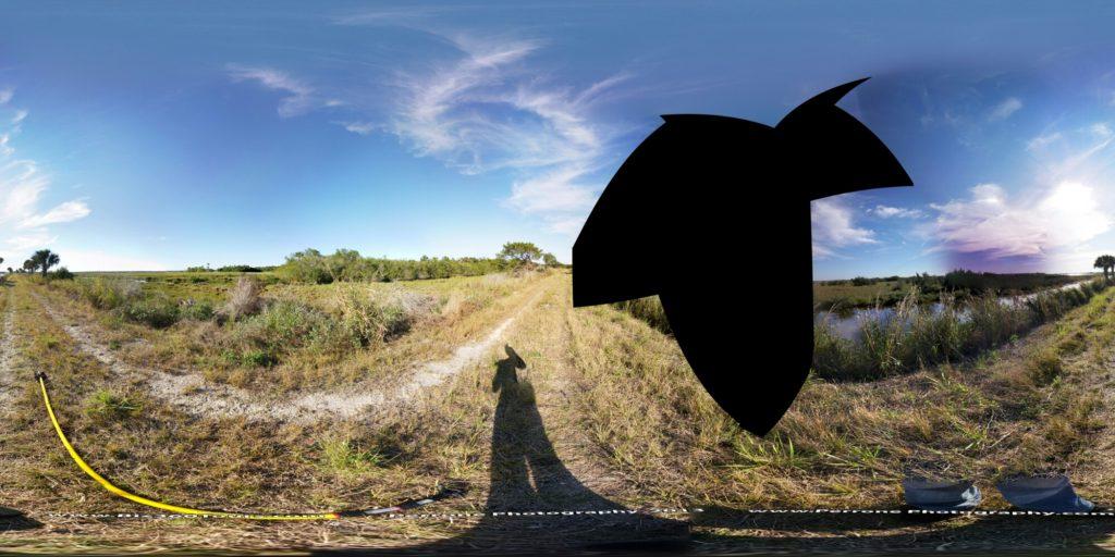 Google Glass 360 image.