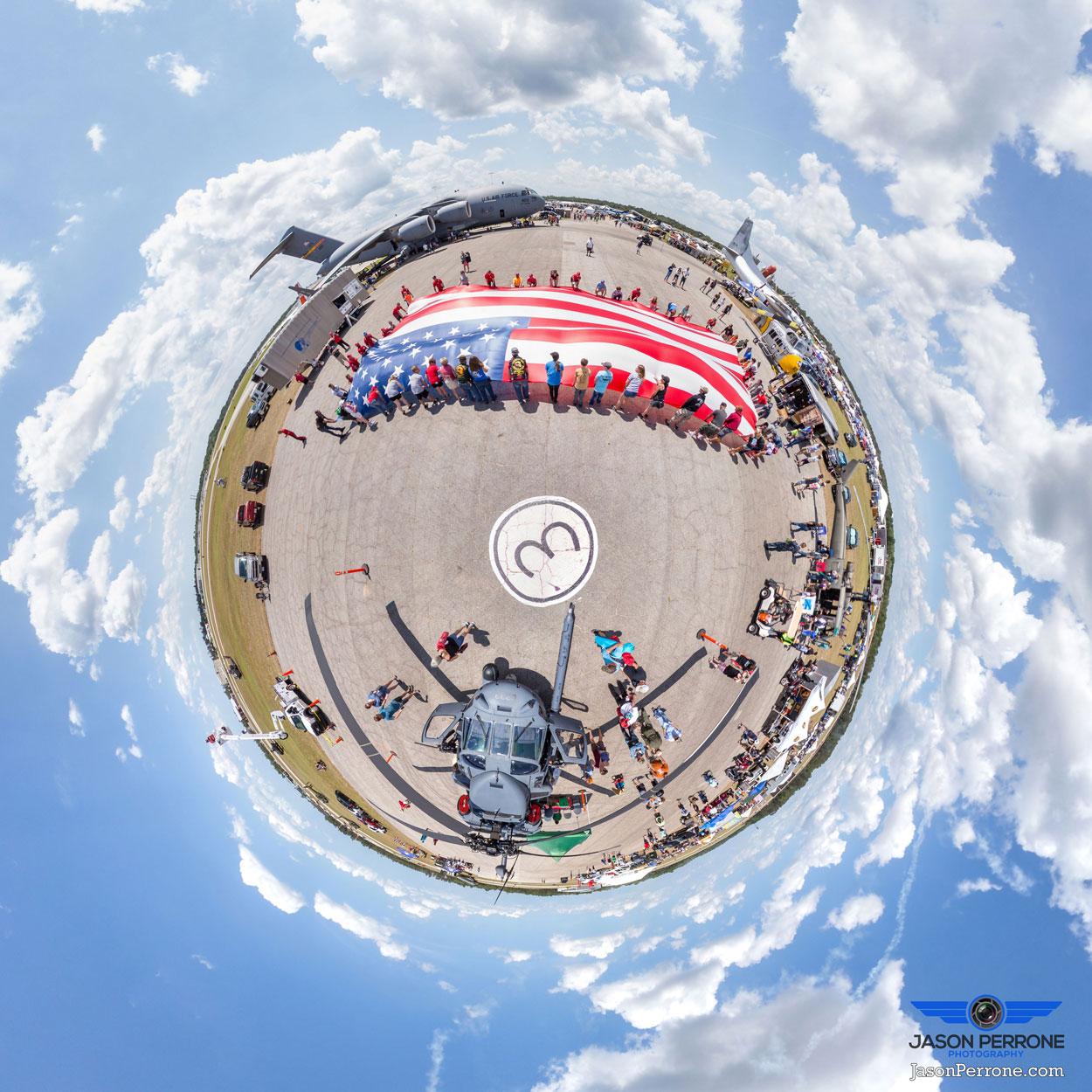 Space Coast Warbird Airshow 2018