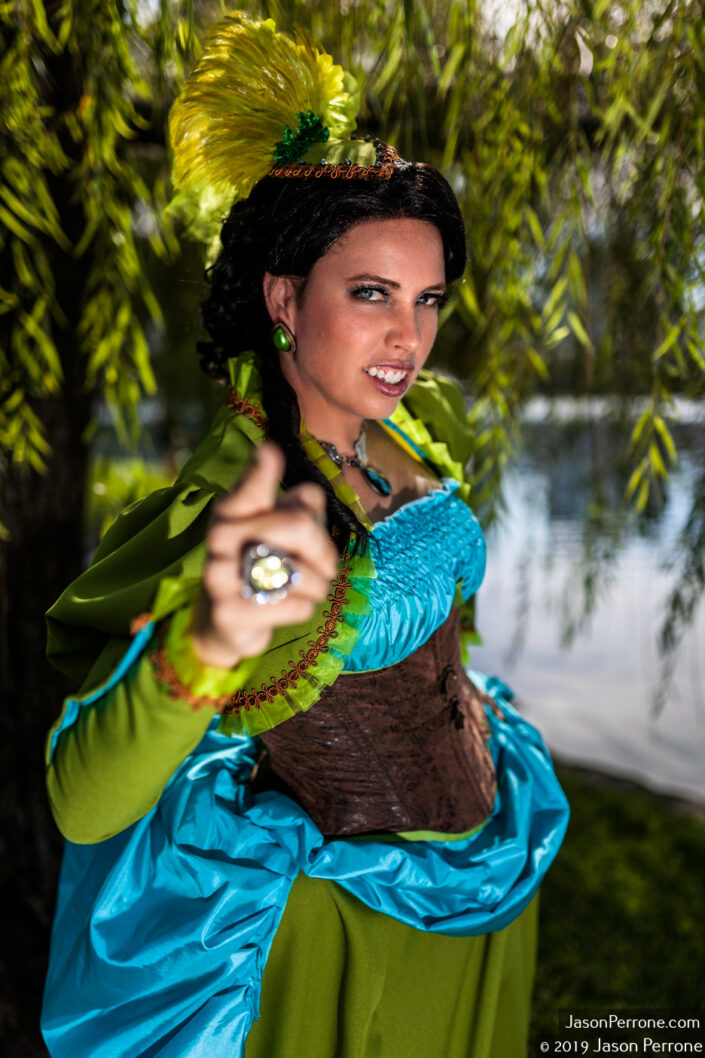 cosplay photography in Orlando, Florida