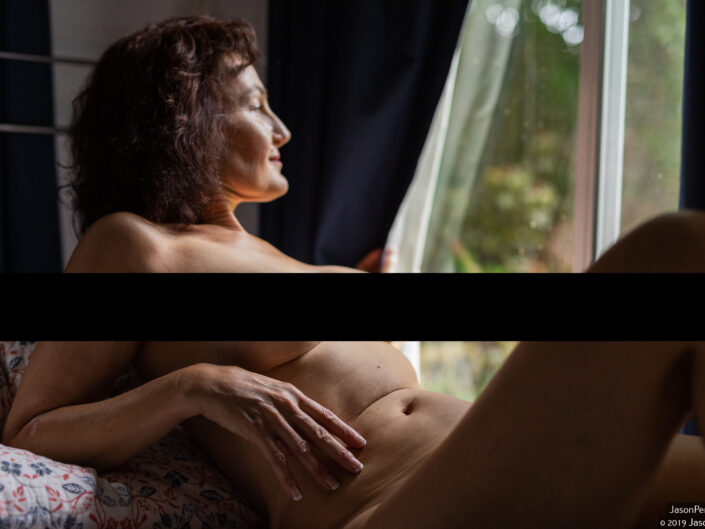 Mary D Bedroom Artistic Nude Session