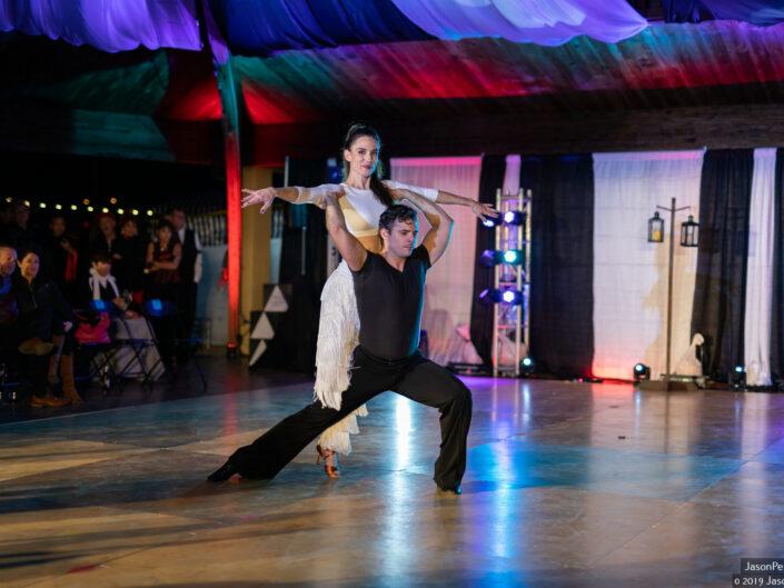 Night Circus: Ballroom Under the Bigtop