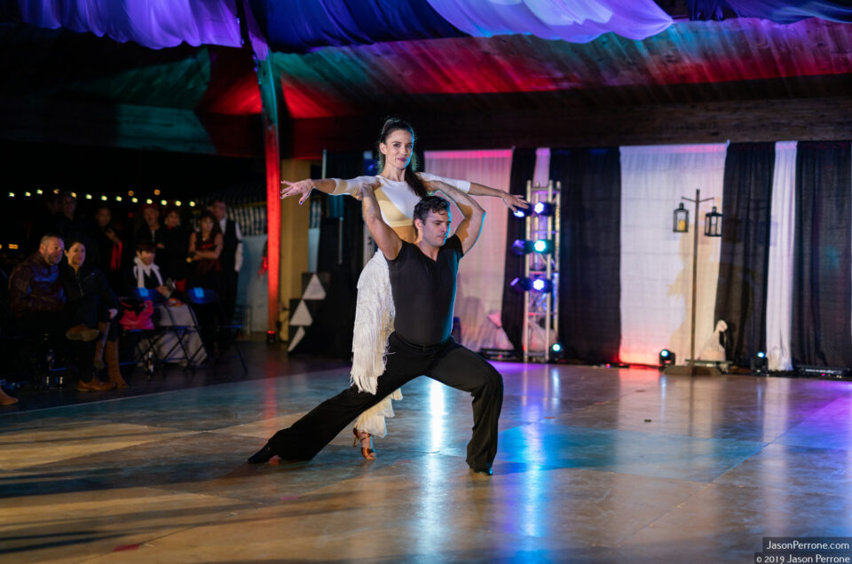 Night Circus: Ballroom Under the Bigtop
