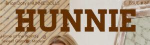 Delayne Skye - Hunnie Magazine Set