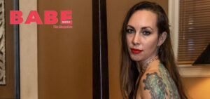 Sarah Beth - Babe Watch Magazine Inked Up Issue
