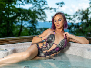 Hot Tub Set 1 with Southern Belle
